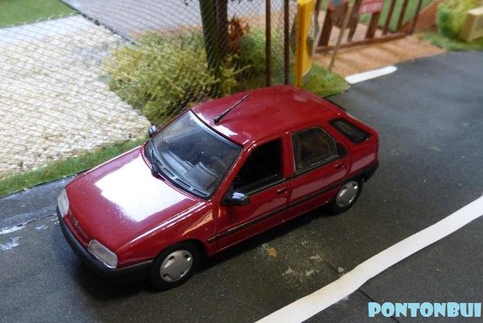 03 - Citroën ( Les Modernes Post-1990 )  Dacia-17