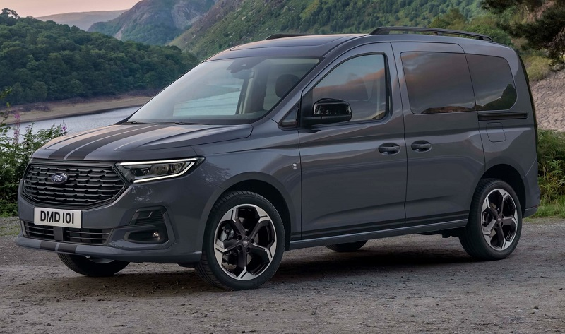 2022 - [Ford] Tourneo Connect Ford_t32
