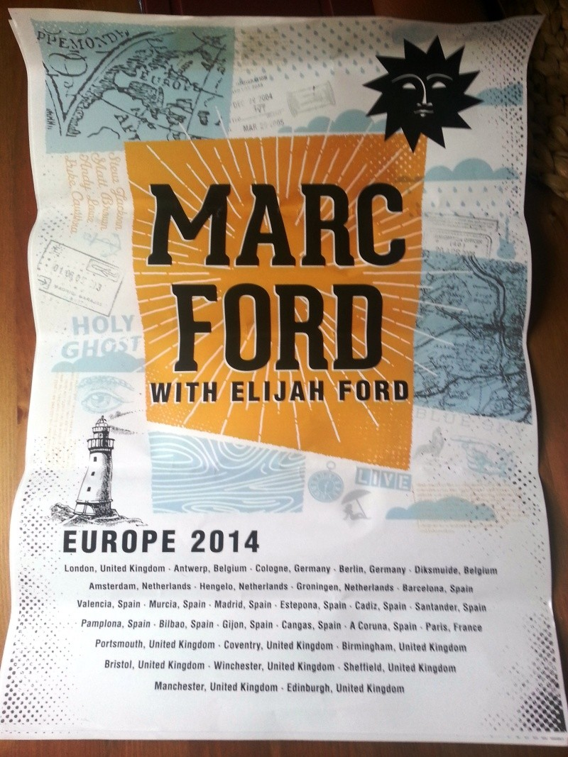 Marc Ford & the Neptune blues club 20140515