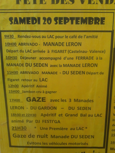St Maurice de Cazevieille Le Lac 20 et 22 sept 20140911