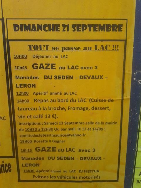 St Maurice de Cazevieille Le Lac 20 et 22 sept 20140912