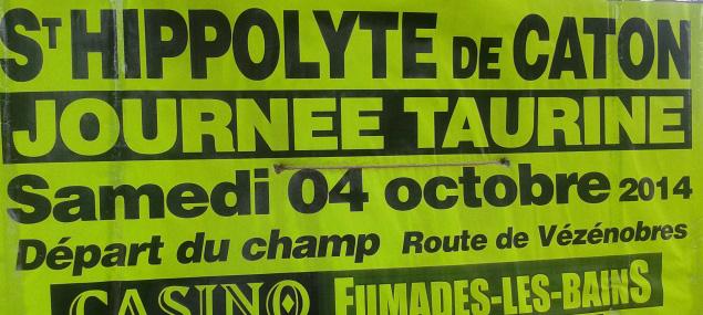 St Hippolyte de Caton Samedi 4 octobre 20140913