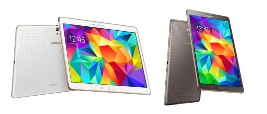 Les nouvelles Tablettes Galaxy Tab S de Samsung 111