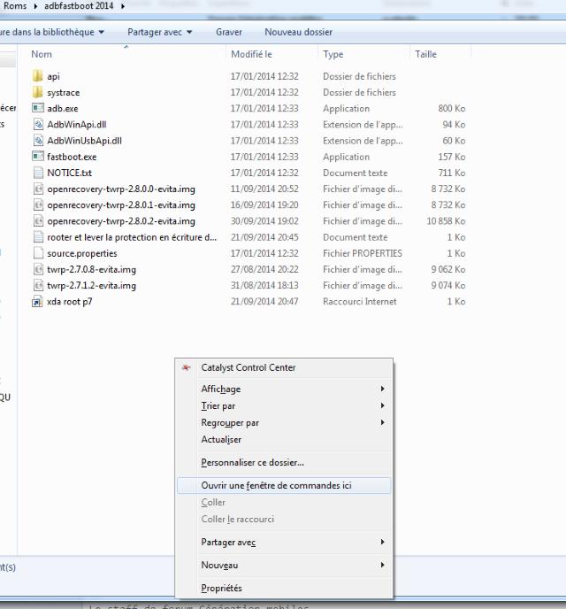 [AIDE] HTC M8 modèle Sprint bloqué suite recovery - Page 2 111