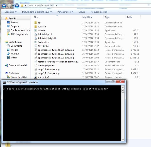 [AIDE] HTC M8 modèle Sprint bloqué suite recovery - Page 2 211