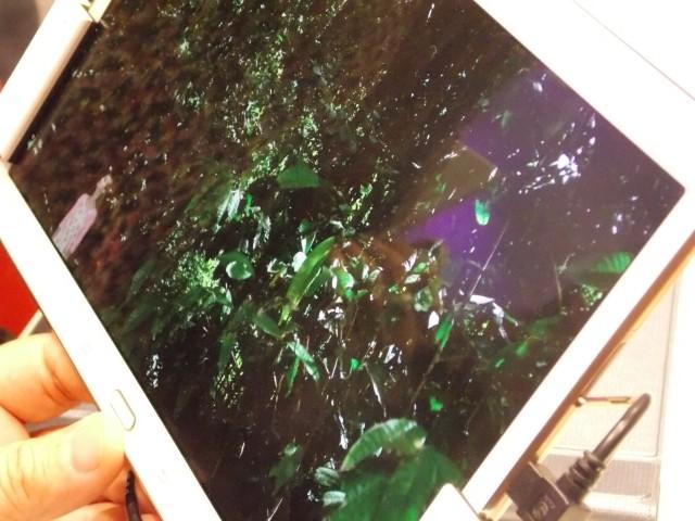 Les nouvelles Tablettes Galaxy Tab S de Samsung Angle_10