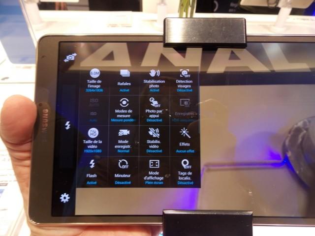 Les nouvelles Tablettes Galaxy Tab S de Samsung Appli_10