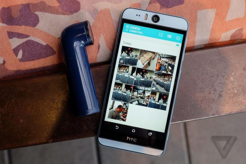 La Caméra Miniature RE d'HTC Dscf6214