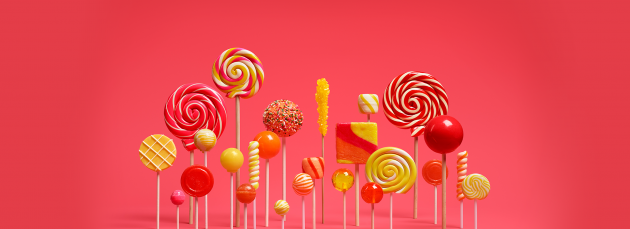 Lollipop aka Android5, ce n'est pas du gâteau... Lollip10