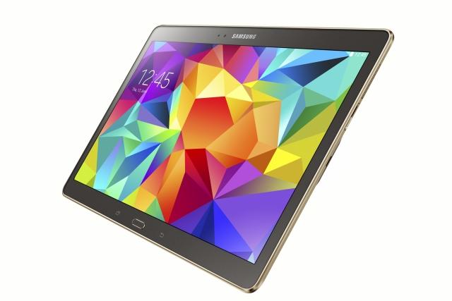 Les nouvelles Tablettes Galaxy Tab S de Samsung Photo310