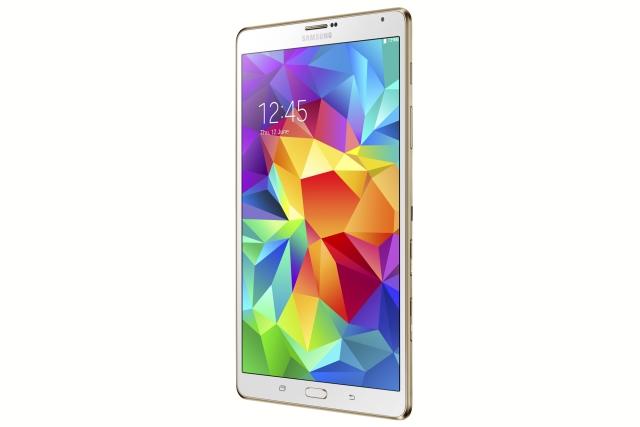 Les nouvelles Tablettes Galaxy Tab S de Samsung Photos10