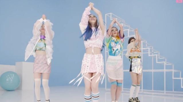 la pop coréenne  Happin10