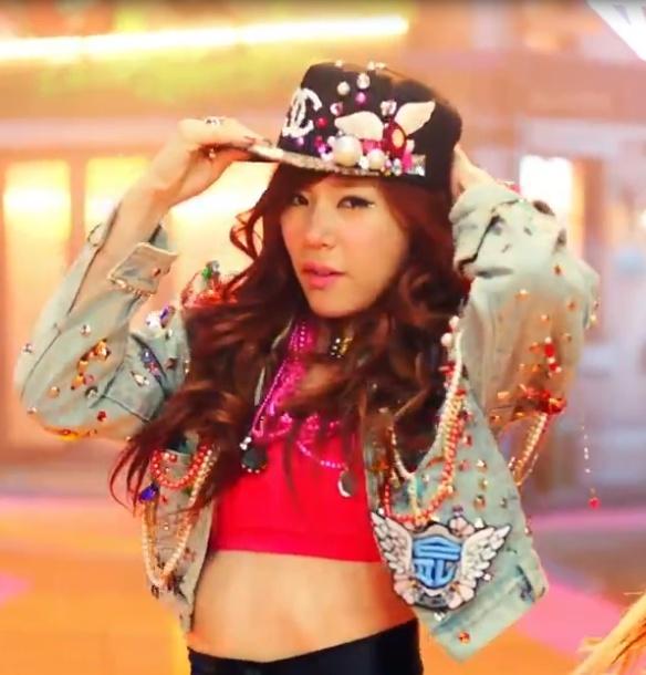 la pop coréenne  Tiffan10