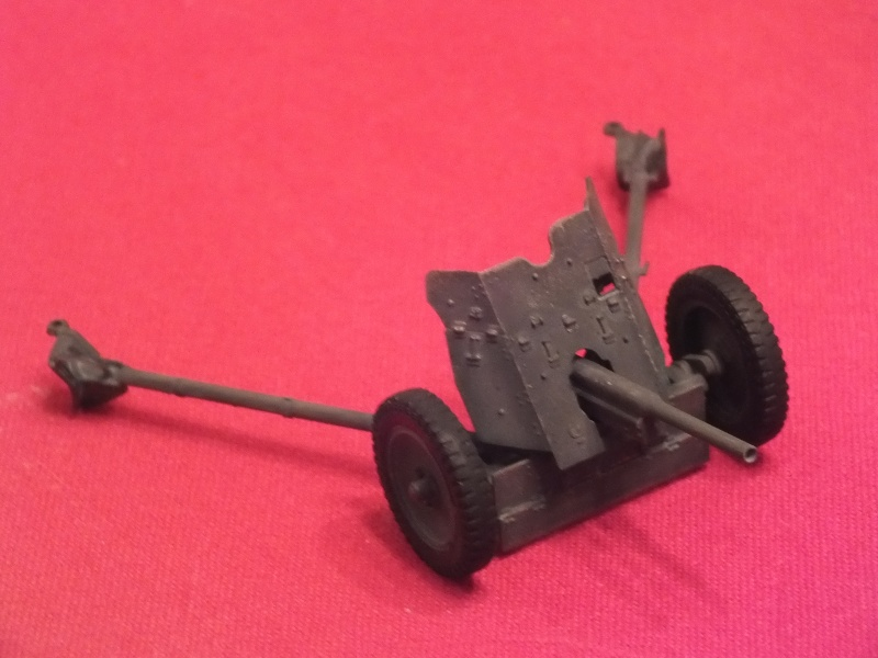 Tamiya 1:35 3.7cm Anti Tank Gun (Pak 35/36)  FINI Dscf3611