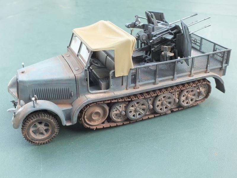 Sdkfz 7/1 tamiya 1/35 FINI Dscf4712