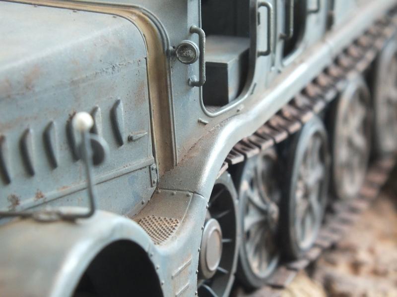 Sdkfz 9 Famo Tamiya 1/35 FINI - Page 2 Dscf4731