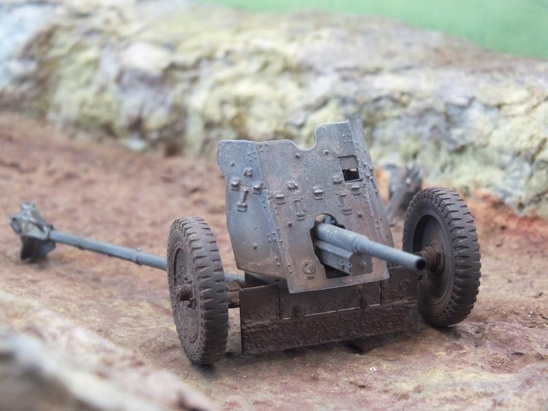 Tamiya 1:35 3.7cm Anti Tank Gun (Pak 35/36)  FINI Dscf5011