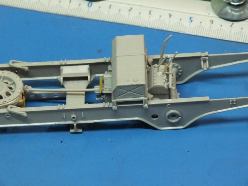 Trumpeter 1/35 Sd.Kfz.7 Mittlere Zugkraftwagen 8t Late  Dscf5020