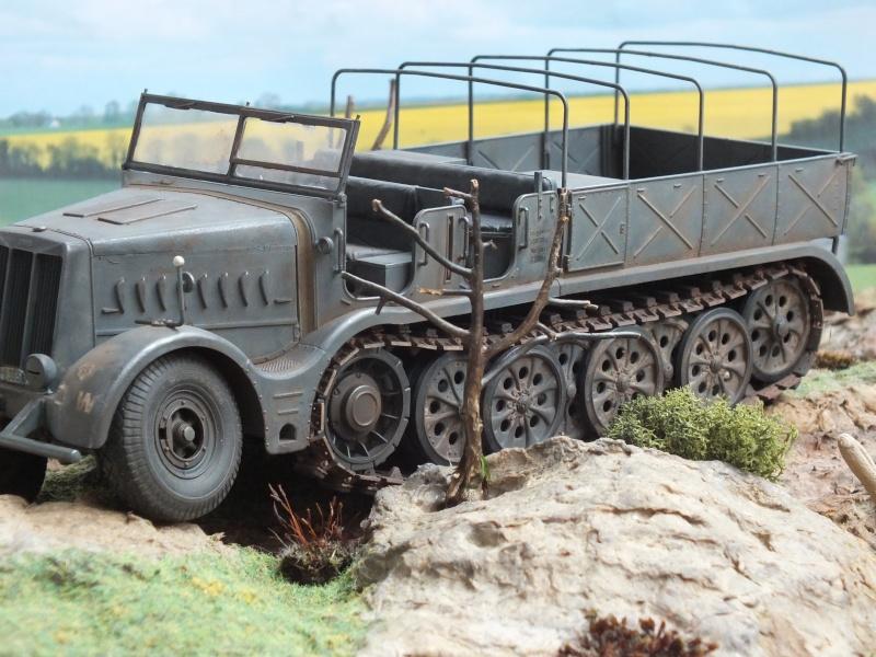 Famo 1er Panzer Division , France 1943 Dscf5039