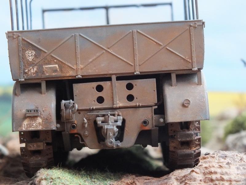 Famo 1er Panzer Division , France 1943 Dscf5040