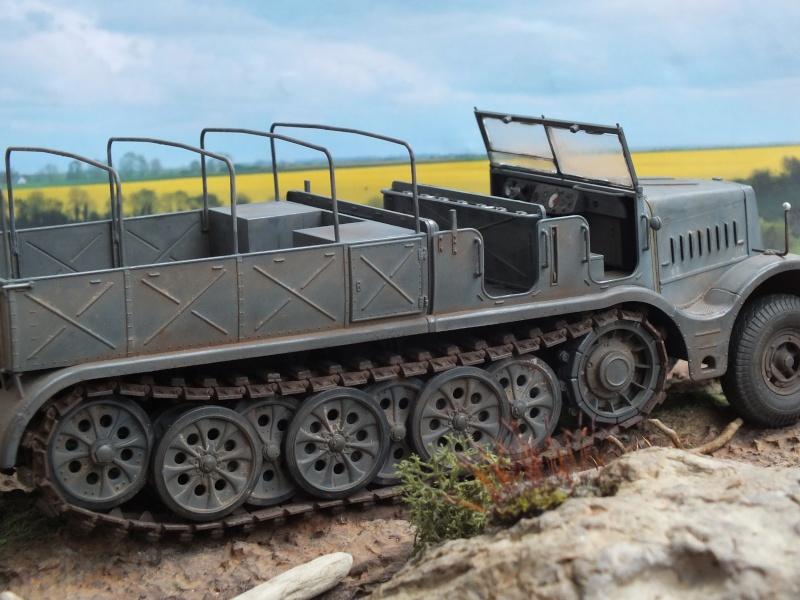 Famo 1er Panzer Division , France 1943 Dscf5042