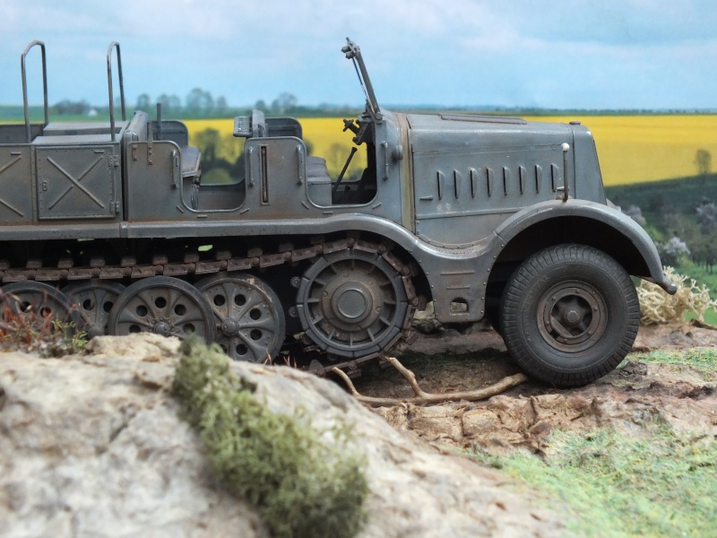 Famo 1er Panzer Division , France 1943 Dscf5043