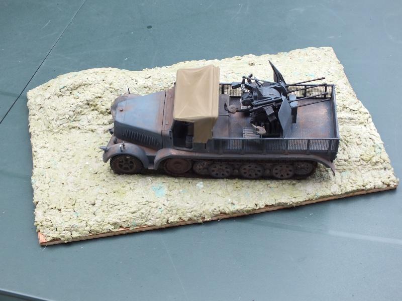 Sdkfz 7/1 tamiya 1/35 FINI Dscf5111