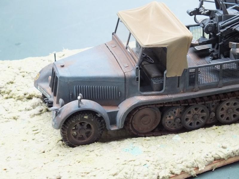 Sdkfz 7/1 tamiya 1/35 FINI Dscf5112