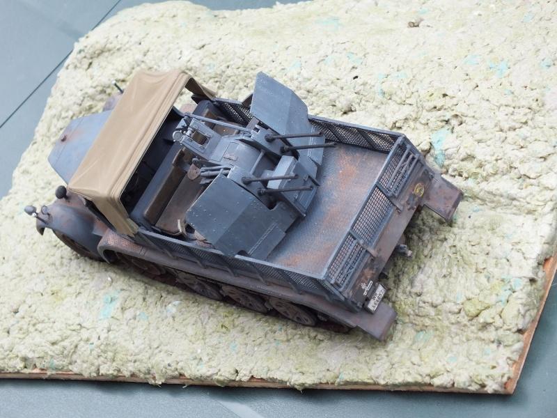 Sdkfz 7/1 tamiya 1/35 FINI Dscf5113
