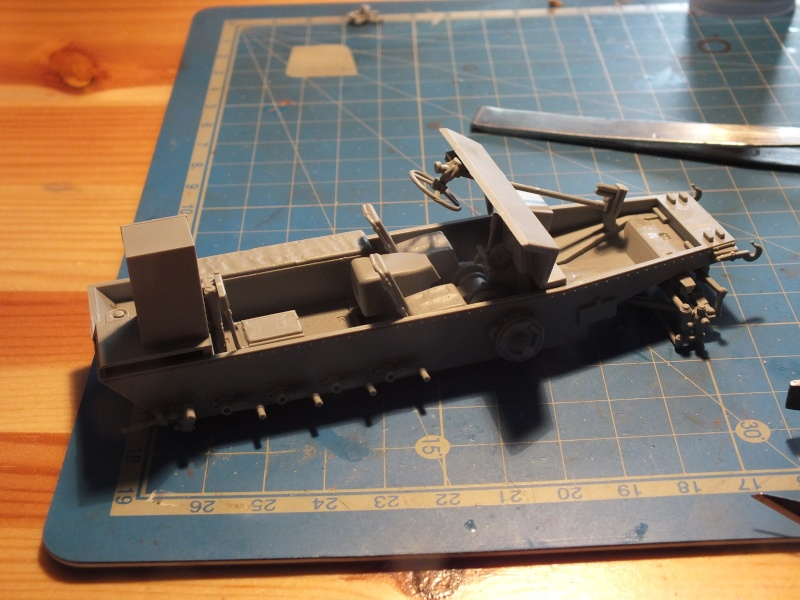 Sdfz 250/1 Neu  Dragon 1/35 kit n° 6427 Premium Edition Dscf5423