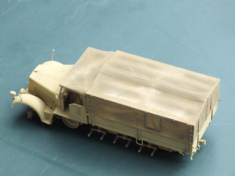 Trumpeter 1/35 Sd.Kfz.7 Mittlere Zugkraftwagen 8t Late  - Page 2 Dscf5820
