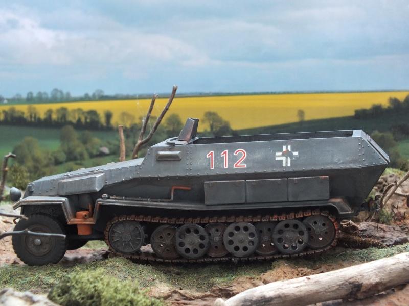 Sdkfz 251/1 Tamiya 1/35 - Page 2 Dscf5826