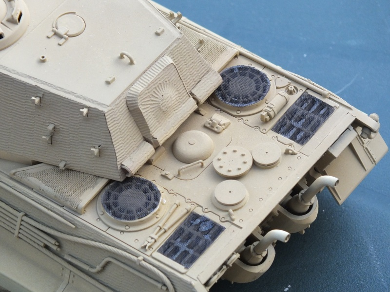 Tiger II Tamiya 1/35 - Page 2 Dscf6116