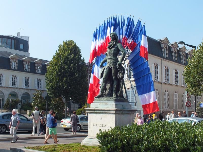 70ème  anniversaire de la Libération de Chartres. Dscf6217