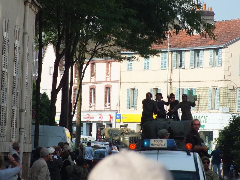 70ème  anniversaire de la Libération de Chartres. Dscf6218