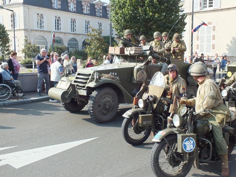 70ème  anniversaire de la Libération de Chartres. Dscf6220