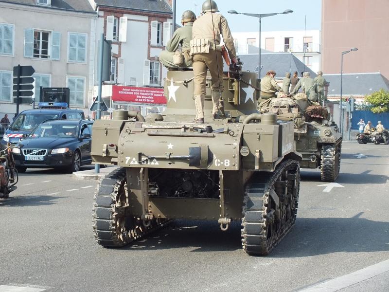 70ème  anniversaire de la Libération de Chartres. Dscf6221