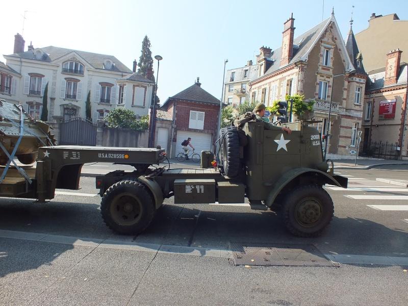 70ème  anniversaire de la Libération de Chartres. Dscf6222