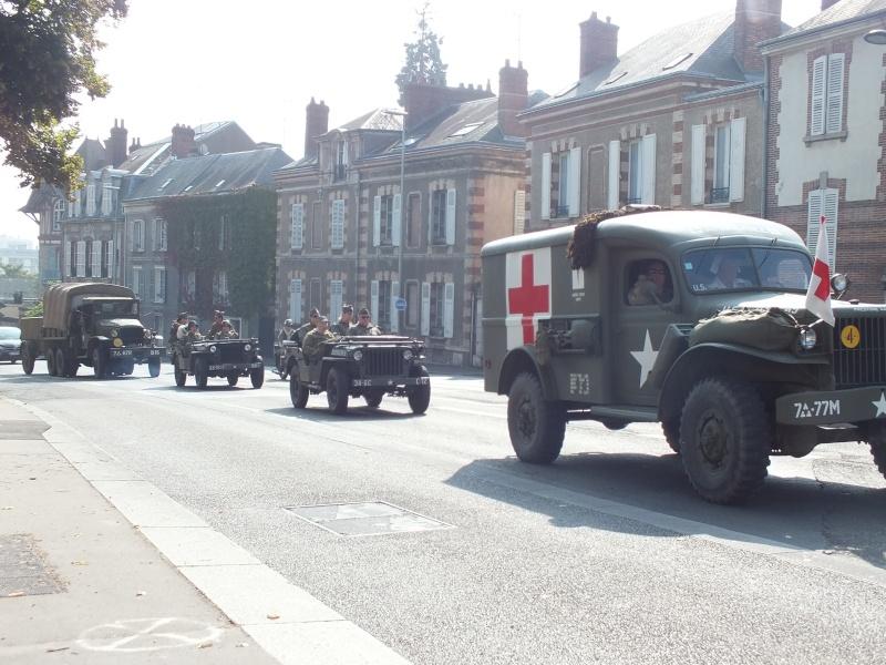 70ème  anniversaire de la Libération de Chartres. Dscf6225