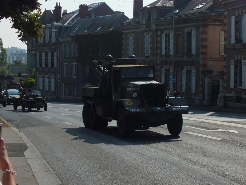 70ème  anniversaire de la Libération de Chartres. Dscf6226
