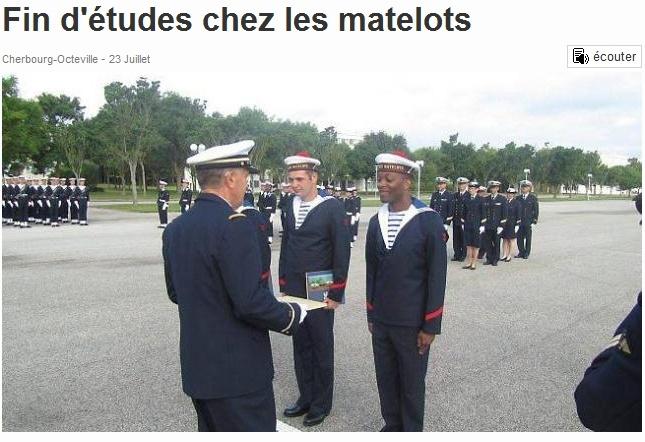 [Les écoles de spécialités] ÉCOLE DES FOURRIERS CHERBOURG - Page 6 Four10