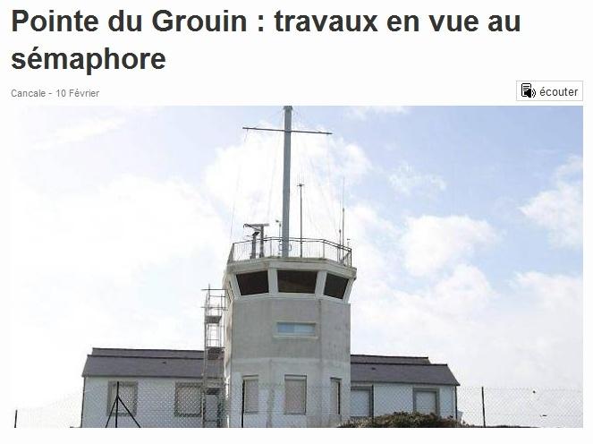 SÉMAPHORE - LE GROIN (ILLE ET VILAINE) Grouin10