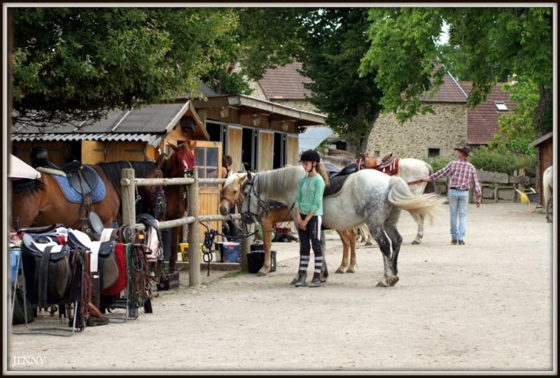 Journée western au village équestre des Moutats (03) 19_jui50