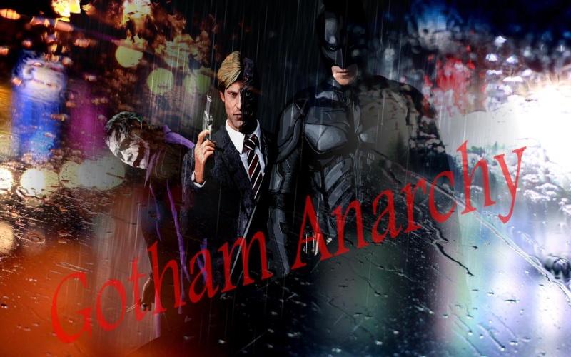 Gotham Anarchy