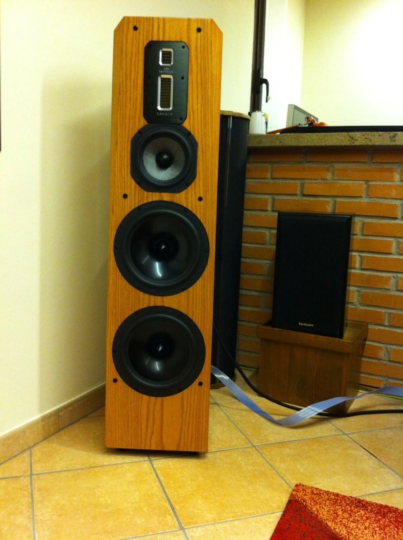 Legacy Audio modello Signature SE. Foto_111