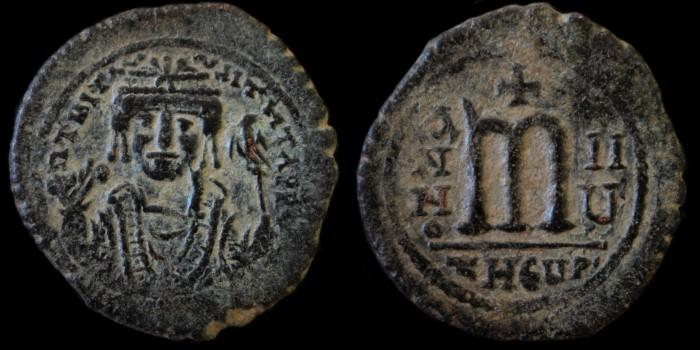 Byzantivm - l'histoire de l'empire byzantin et ses monnaies  - Page 3 0582-m11