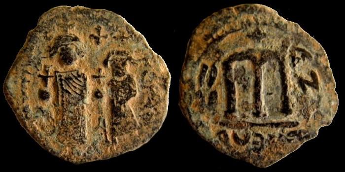 Byzantivm - l'histoire de l'empire byzantin et ses monnaies  - Page 2 0610-h13