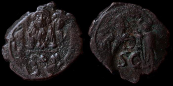 Byzantivm - l'histoire de l'empire byzantin et ses monnaies  - Page 3 0610-h14