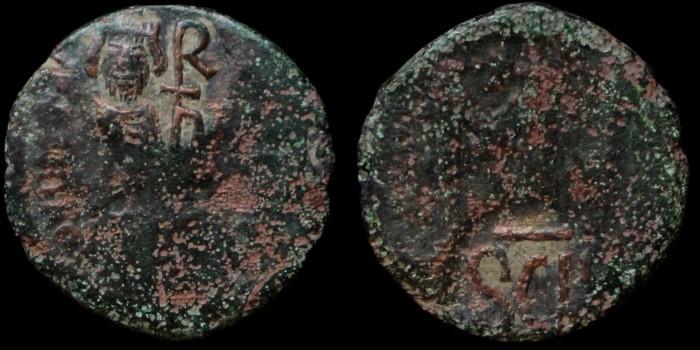 Byzantivm - l'histoire de l'empire byzantin et ses monnaies  - Page 3 0610-h15