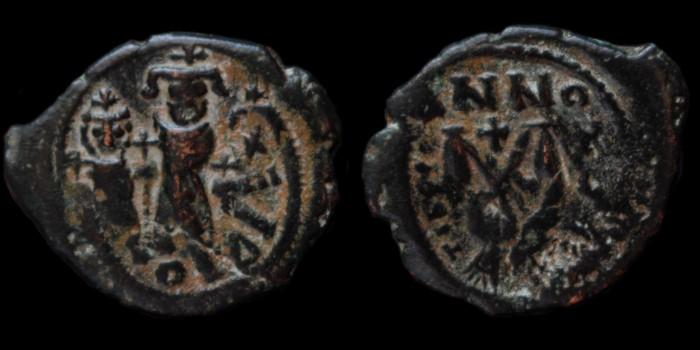 Byzantivm - l'histoire de l'empire byzantin et ses monnaies  - Page 3 0610-h16